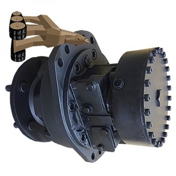 Gehl 502 Hydraulic Final Drive Motor #2 image