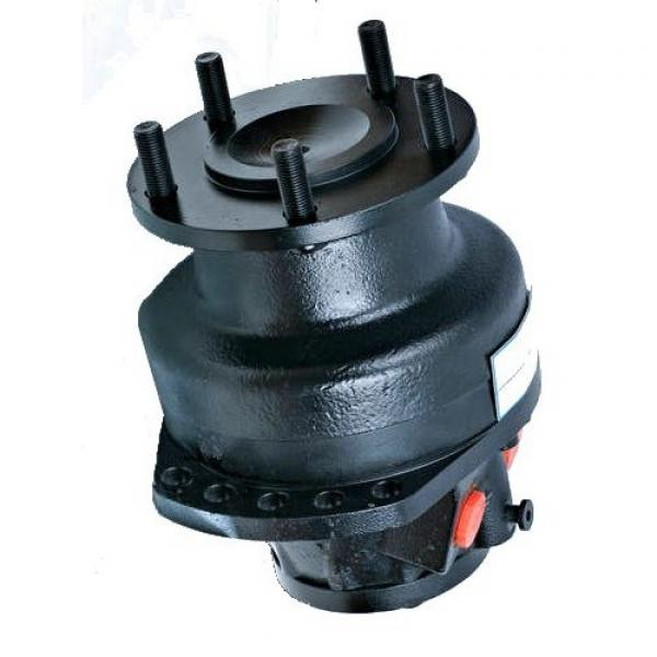 Kubota KX121-2S Hydraulic Final Drive Motor #1 image
